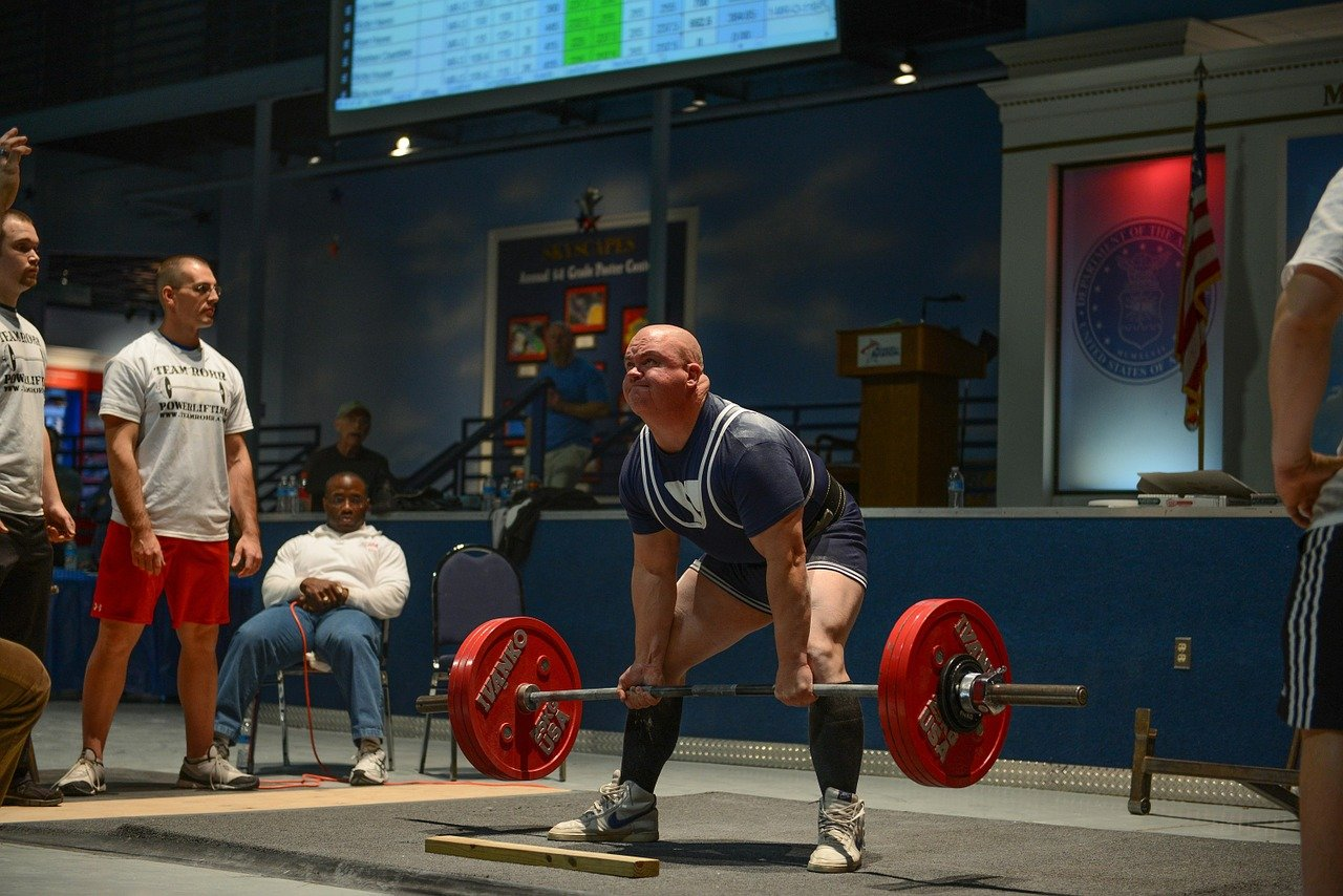 competición de Powerlifting