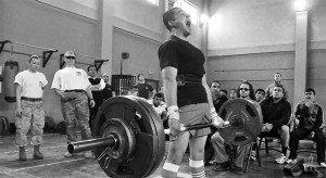 Reglas para peso muerto en competición