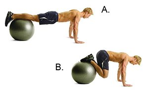 Encogimientos fitball