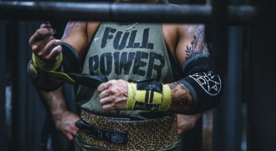 Las mejores muñequeras para Powerlifting