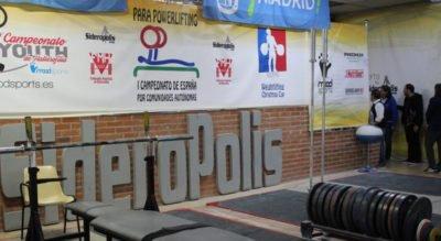 Campeonato de España Para Powerlifting