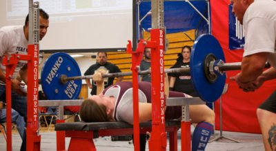 Lee más sobre el artículo Rutina post competición para Powerlifting