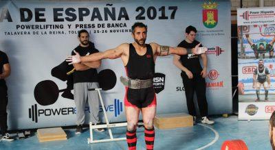 Powerlifting en España, situación actual