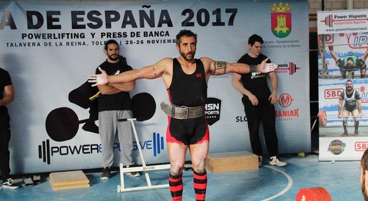 Powerlifting en España
