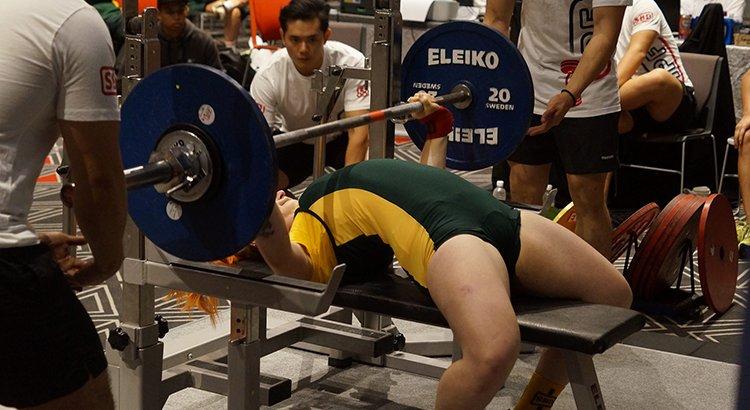preparar una competición de Powerlifting