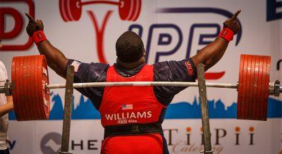 ¿Está Ray Williams cerca del límite fisiológico muscular?