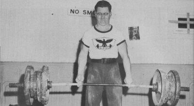 John McLoughlin, leyenda de la fuerza de agarre