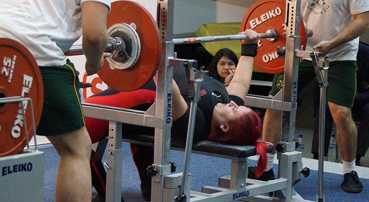 Powerlifting femenino