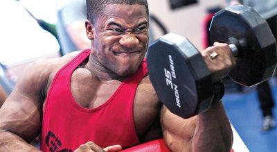 Ejercicios para bíceps enfocados a Powerlifting