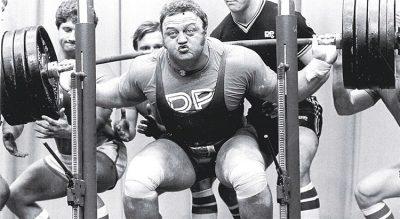 Bill Kazmaier, el hombre más fuerte del mundo