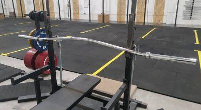 Bow Bar, una de las mejores barras para Powerlifting
