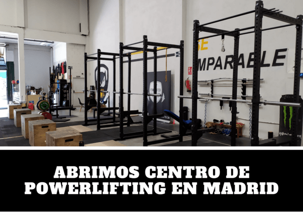 centro powerlifting