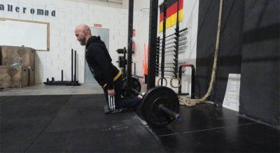 Caídas Nórdicas: técnica, músculos y beneficios