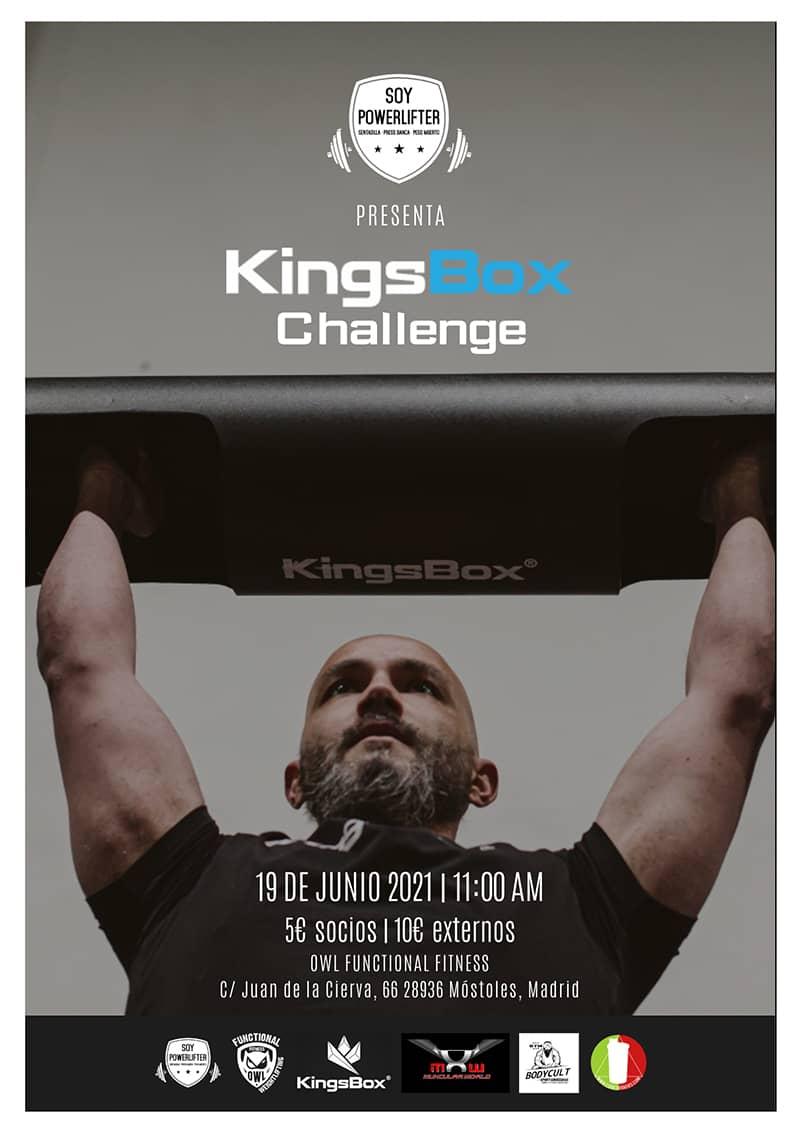 cartel kingsbox challenge