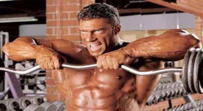 Remo al mentón: técnica, músculos, beneficios